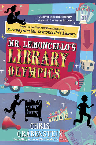 Mr. Lemoncello's LibraryOlympics