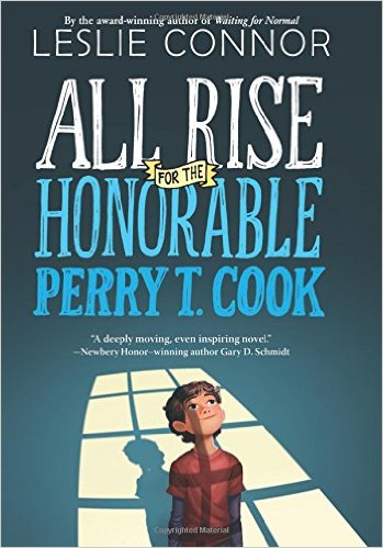 All Rise for the Honorable Perry T.Cook
