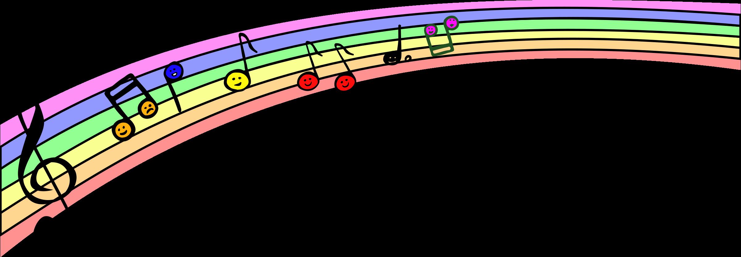 regenbogennoten