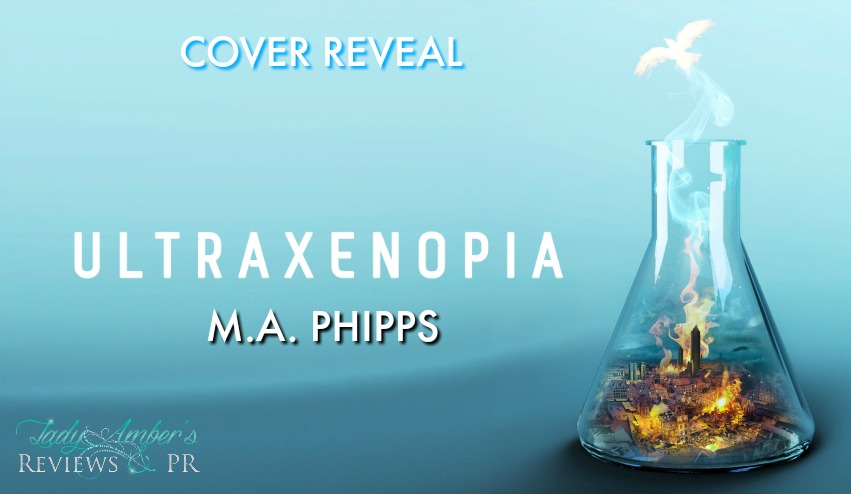 Ultraxenopia: Cover Reveal