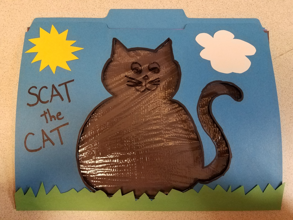 Scat the Cat