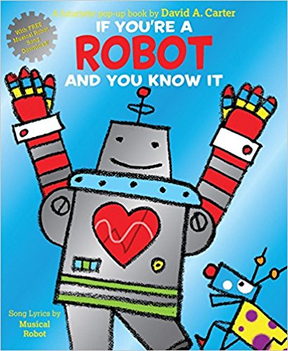 Family Storytime – Robots