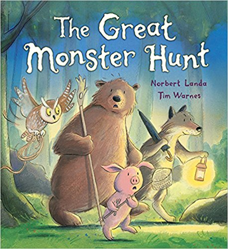 Family Storytime – We're NOT Afraid of Monsters!