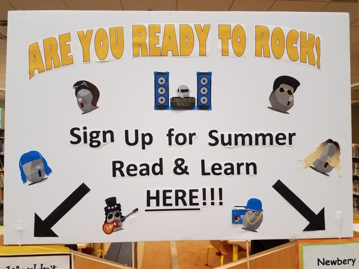 Summer Read &Learn
