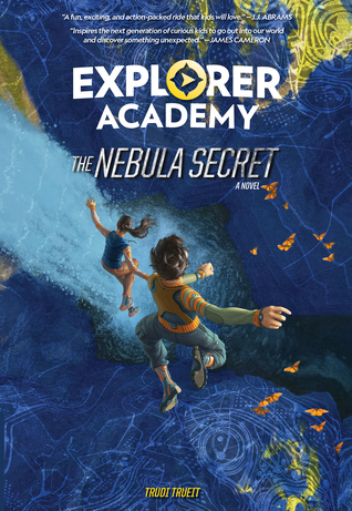 STEM Book Club: The Nebula Secret
