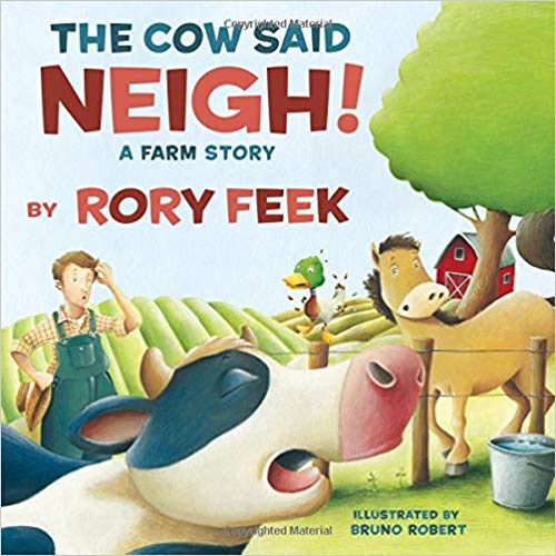 Toddler Storytime: Farms