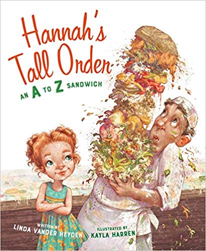 Family Storytime –5/18/19 – FOOD