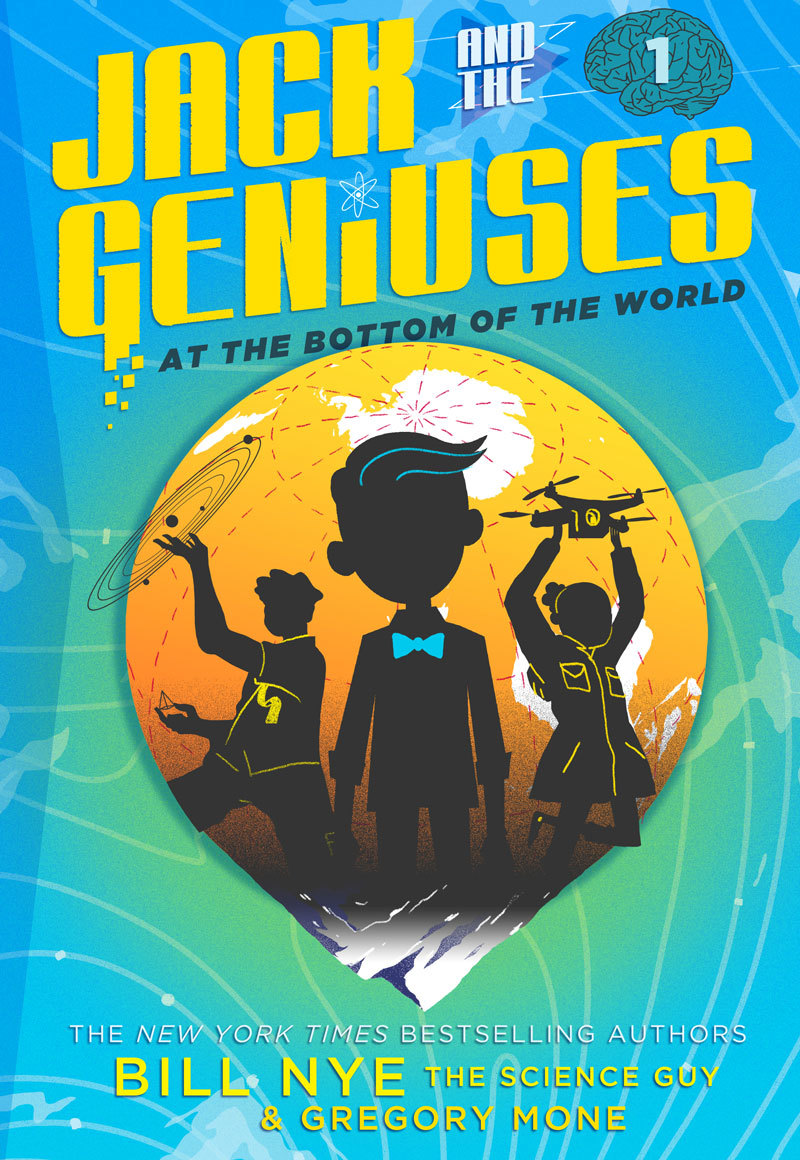 STEM Book Club: Jack and the Geniuses