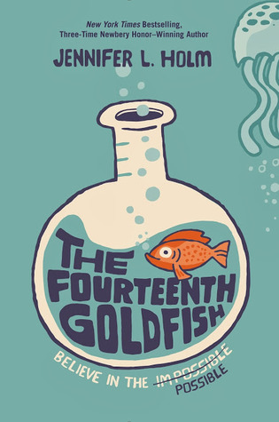STEM Book Club: The Fourteenth Goldfish