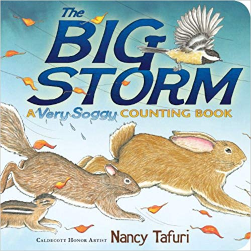 Family Storytime – 9/14/19 – Weather