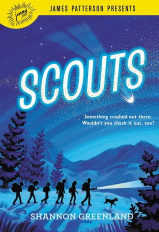 STEM Book Club: Scouts by Shannon Greenland