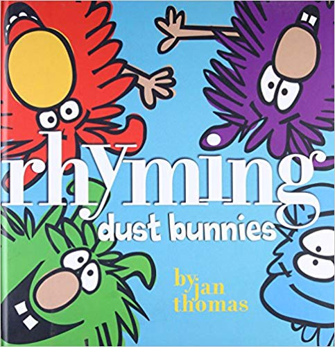 1/25/2020 – Family Storytime – RHYMES