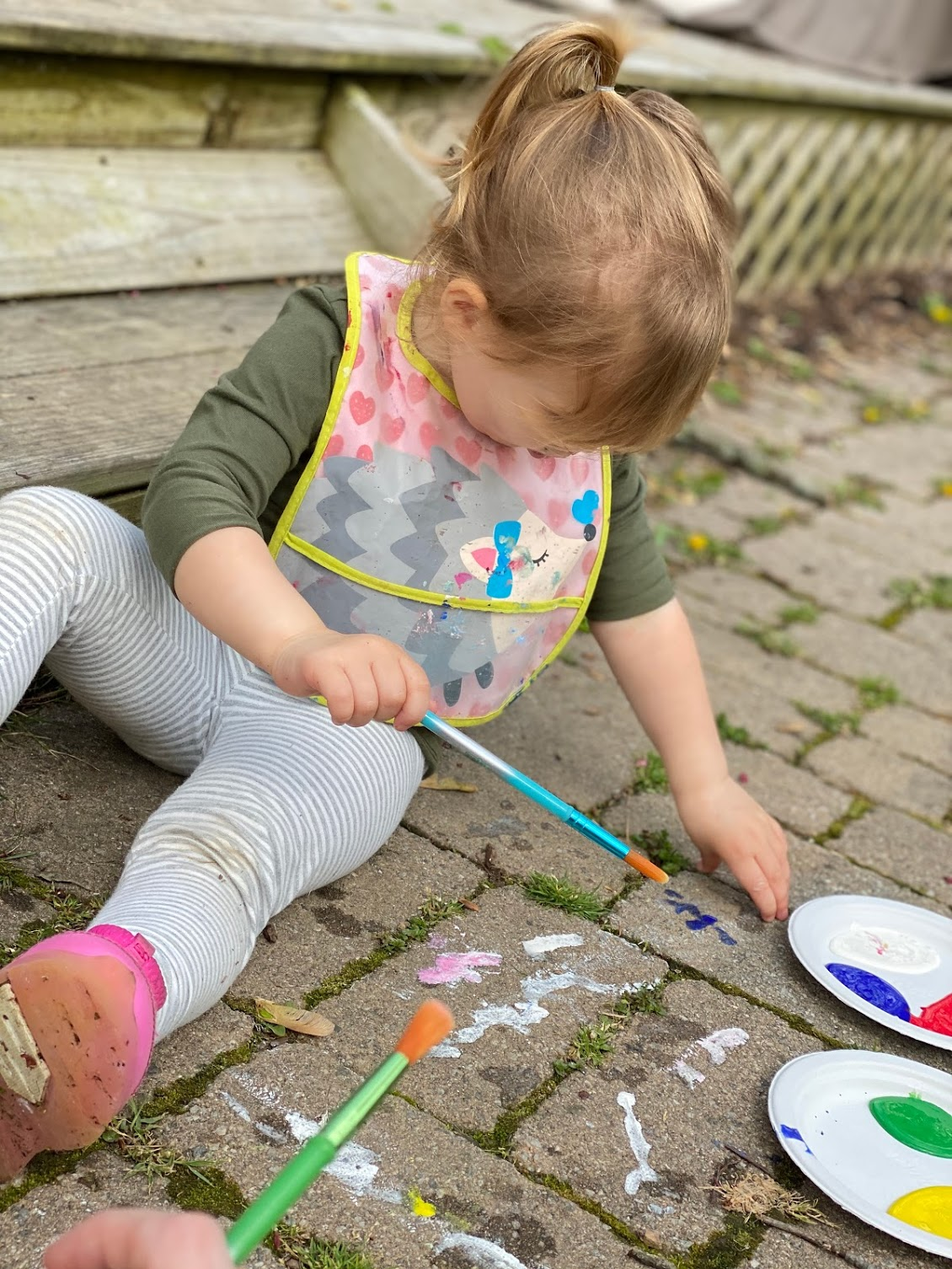 Keeping Busy with a Toddler: Part V