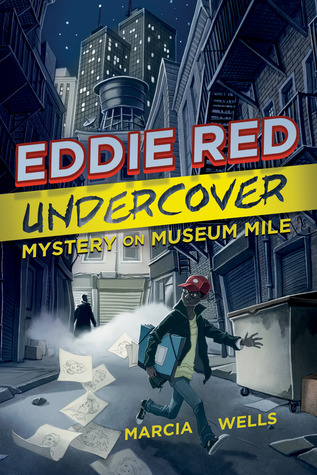 4-6th Grade Book Discussion: Eddie Red Undercover