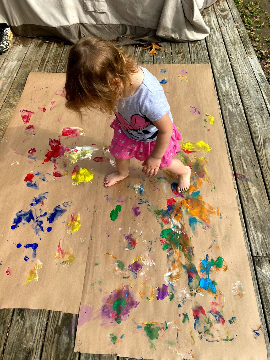 Keeping Busy with a Toddler: Part VII