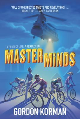 4-6th Grade Book Discussion: Masterminds
