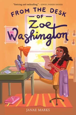 From the Desk of ZoeWashington
